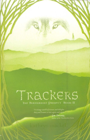Trackers - eBook  -     By: Kathryn Mackel