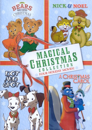 Magical Christmas Collection, DVD   -