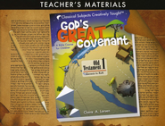 God's Great Covenant: Old Testament 1 Teacher's Edition A Bible Course for Children  -     By: Claire A. Larsen