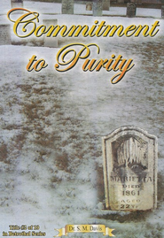 Commitment to Purity DVD  -              By: Dr. S.M. Davis