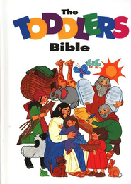 The Toddlers Bible  - Slightly Imperfect  -