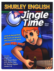 Jingle Time Music Pack Levels 3-8   -