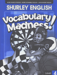 Shurley English Vocabulary Madness! Level 4   -