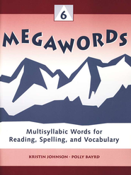 Megawords, Book 6   -     By: Kristin Johnson