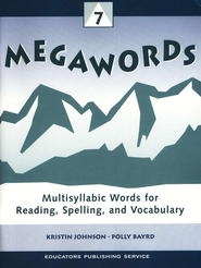Megawords, Book 7   -              By: Kristin Johnson