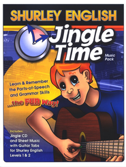 Jingle Time Music Pack Levels 1 & 2   -