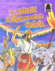 La Victoria de Dios por Medio de Gedeón  (Victory Through Gideon)  -