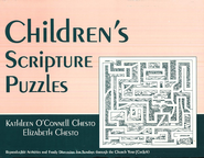 Children's Scripture Puzzles   -     By: Kathleen Chesto
