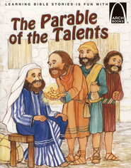 Arch Books Bible Stories: The Parable of the Talents   -     By: Nicole E. Dreyer