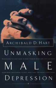Unmasking Male Depression - eBook  -     By: Dr. Archibald D. Hart