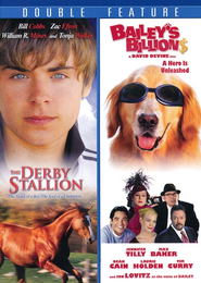 The Derby Stallion/Bailey's Billions, Double Feature DVD   -
