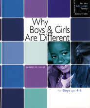 Why Boys and Girls Are Different: Boys' Edition  -     By: Carol Greene