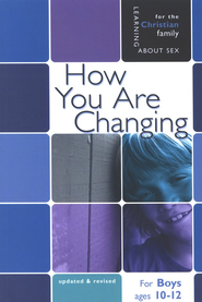 How You Are Changing: Boys' Edition  -     By: Jane Graver