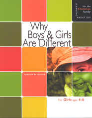 Why Boys & Girls Are Different--Ages 4 to 6   -     By: Carol Greene