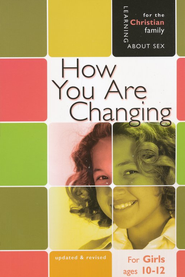 How You Are Changing: Girls' Edition  -     By: Jane Graver