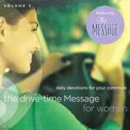 The Drive-Time Message for Women #2: 20 Devotionals on CD  -     By: Smith Management
