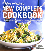 Weight Watchers New Complete Cookbook  -
