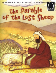 Arch Books Bible Stories: The Parable of the Lost Sheep   -     By: Claire Miller