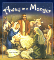 Away in a Manger  -     By: Mike Jaroszko
