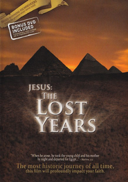 Jesus: The Lost Years, DVD   -