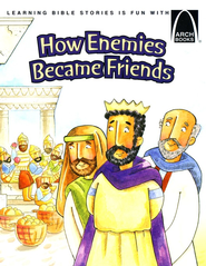How Enemies Became Friends  -     By: Larry Burgdorf