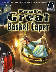 Paul's Great Basket Caper  -     By: Larry Burgdorf