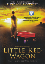 Little Red Wagon, DVD   -