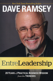 EntreLeadership  - Slightly Imperfect  -              By: Dave Ramsey