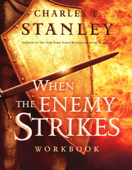 When the Enemy Strikes Workbook: The Keys to Winning Your Spiritual Battles - eBook  -     By: Charles F. Stanley