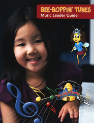Bee-Boppin' Tunes Music Leader Guide  -