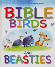 Bible Birds and Beasties  -     By: Leena Lane