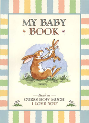 Guess How Much I Love You: My Baby Book   -     By: Samuel McBratney