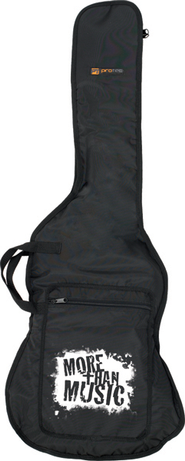 More Than Music Elecrtic Guitar Padded Bag   -