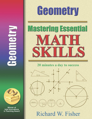 Mastering Essential Math Skills: Geometry   -     By: Richard W. Fisher