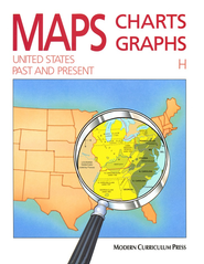 Maps, Charts, Graphs, H: United States Past and Present   -