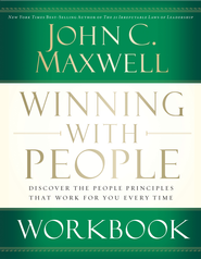 Winning with People Workbook - eBook  -     By: John C. Maxwell