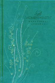 Women of Faith Devotional Journal - eBook  -