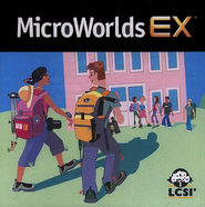 Computer Science Pure and Simple MicroWorlds EX CD-ROM  -     By: Phyllis Wheeler
