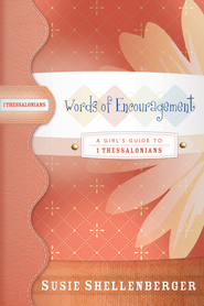 Words of Encouragement - eBook  -     By: Susie Shellenberger