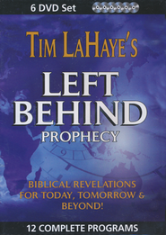 Tim LaHaye's Left Behind Prophecy, 6-DVD Set    -     By: Tim LaHaye