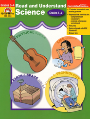 Read & Understand Science, Grades 3-4   -     By: Homeschool