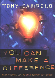You Can Make a Difference - eBook  -     By: Tony Campolo