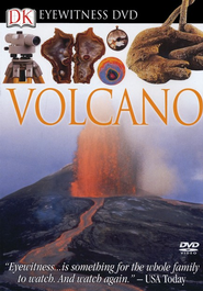 Eyewitness: Volcano DVD  -