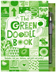The Green Doodle Book   -