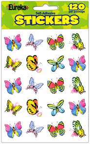 Butterfly Stickers   -