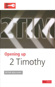 Opening Up 2 Timothy   -     By: Peter Williams