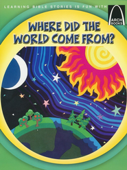 Where Did the World Come From?  -     By: Karyn Lukasek