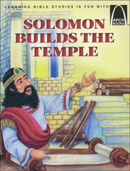 Solomon Builds a Temple  -     By: Martha Jander