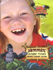 Jammin' Jungle Tunes Music Leader Guide  -