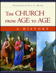 The Church from Age to Age  -     Edited By: Edward A. Engelbrecht     By: Klaust Detlev Schultz, Robert G. Clouse, Marianka S. Fousek